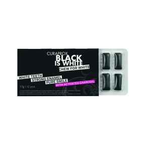 Curaprox Black is White