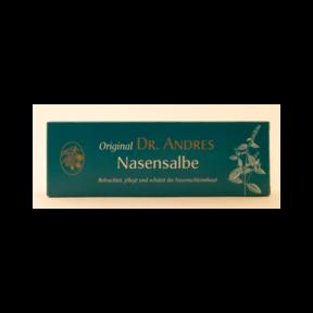 Dr. Andres Nasensalbe