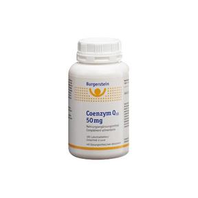 Burgerstein Coenzym Q 10 50 mg