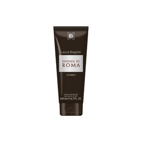 Laura Biagiotti Essenza di Roma Uomo Shower Gel