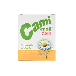 Cami-moll Clean Feuchttücher