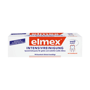 Elmex Intensivreinigung Zahnpasta