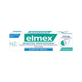 ELMEX Sensitive Professional Zahnpasta sanft weiss