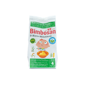 Bimbosan 3-Korn Bio-Milchbrei