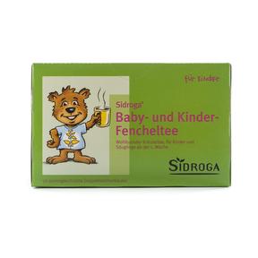 Sidroga Baby-und Kinder-Fencheltee