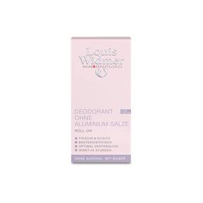 Deodorant ohne Aluminium-Salze unparfumiert