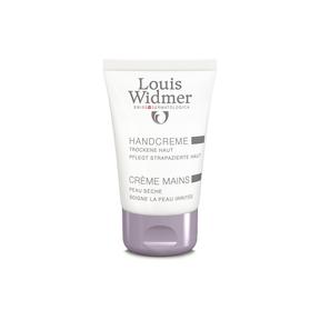 Louis Widmer Handcreme parfumiert