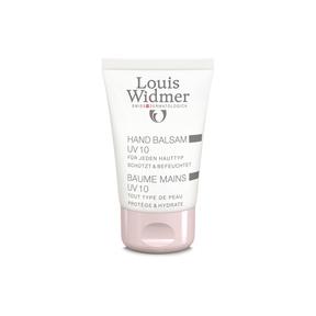 Louis Widmer Hand Balsam UV 10 parfumiert