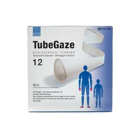 Tubegaze Verband weiss