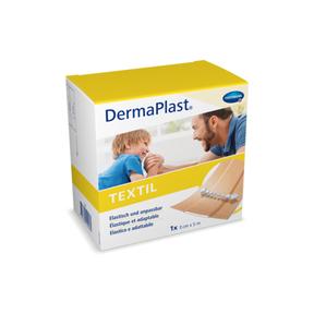 DermaPlast Textil zuschneidbar (Pflasterrolle)