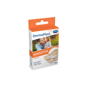 DermaPlast Sensitive Family