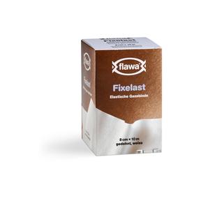 Flawa Fixelast elastische Gazebinde (Schachtel)