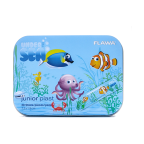 Flawa Junior Plast Under The Sea