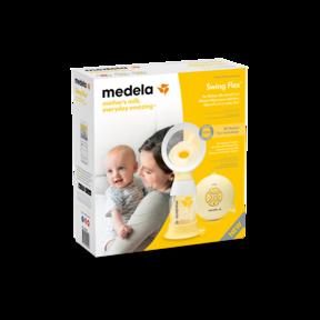 Medela Swing Flex elektrische Einzelmilchpumpe