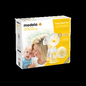 Medela Swing Maxi Flex elektrische Doppelmilchpumpe
