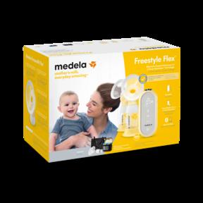 Medela Freestyle Flex elektrische Doppelmilchpumpe
