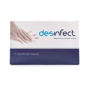 Desinfect Tücher