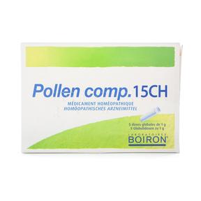 Boiron Pollens 15CH