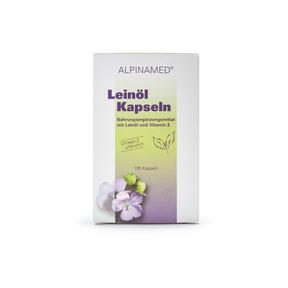 Alpinamed Leinöl