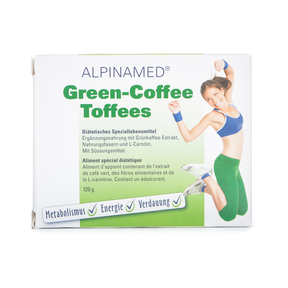 Alpinamed Green-Coffee Toffees