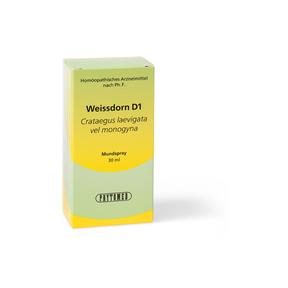 Phytomed Gemmo Weissdorn D1