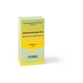 Phytomed Gemmo Johanniskraut D2
