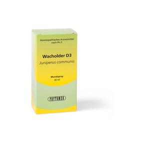 Phytomed Gemmo Wacholder D3