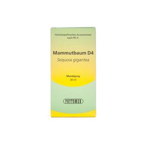 Phytomed Knospen-Mazerat Mammutbaum D4