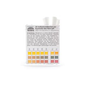 Biosana pH-Indikatorstäbchen