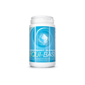 Equi-Base Badesalz basisch