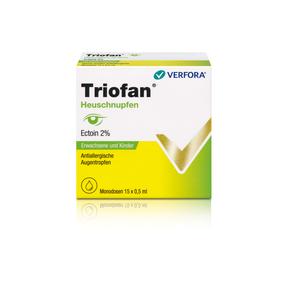 Triofan Heuschnupfen Augentropfen