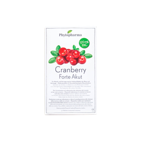 Phytopharma Cranberry Forte Akut