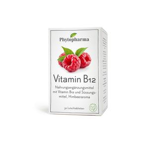 Phytopharma Vitamin B12 Lutschtabletten