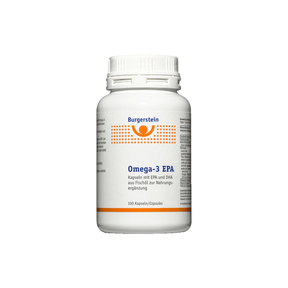 Burgerstein Omega-3 EPA