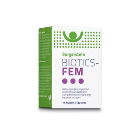 Burgerstein Biotics-Fem