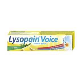 Lysopain Voice