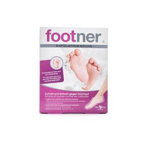 Footner Fusspackung Exfolating Socks Socken gegen Hornhaut
