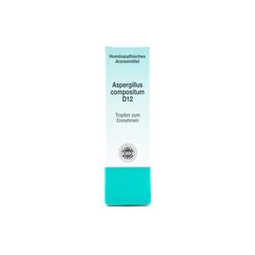 Sanum Aspergillus compositum D12