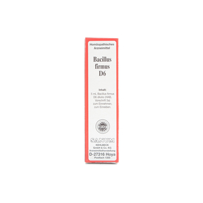 Sanum Bacillus firmus D6 Tropfen