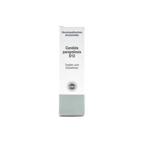 Sanum Candida parapsilosis D12