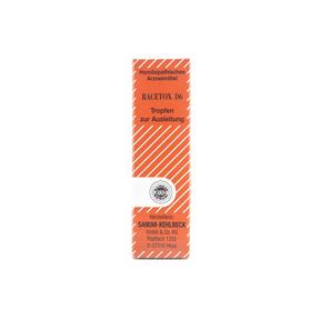 Sanum Mucokehl Racetox D6 Tropfen