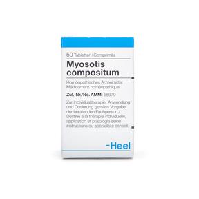 Myosotis comp. Heel Tabletten