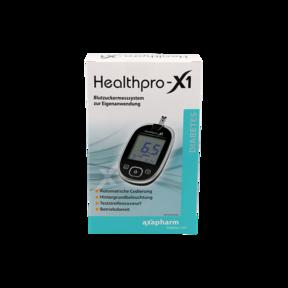 Healthpro-X1 Blutzuckermessgerät