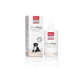 PHA OhrenPflege für Hund und Katze
