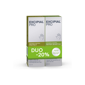 Excipial Pro Dryness Protect/Repair Duo