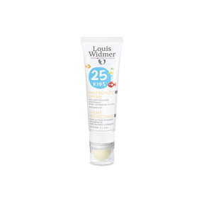 Louis Widmer Kids Hautschutz Creme 25 mit Lippenpflege