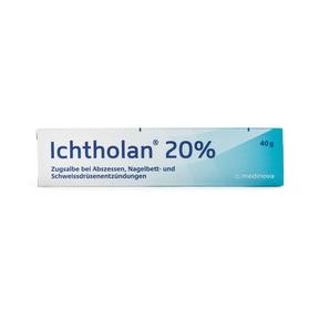 Ichtholan 20 % Zugsalbe