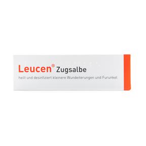 Leucen Zugsalbe