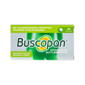 Buscopan Dragées