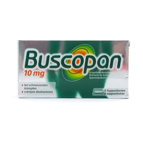 Buscopan Zäpfchen